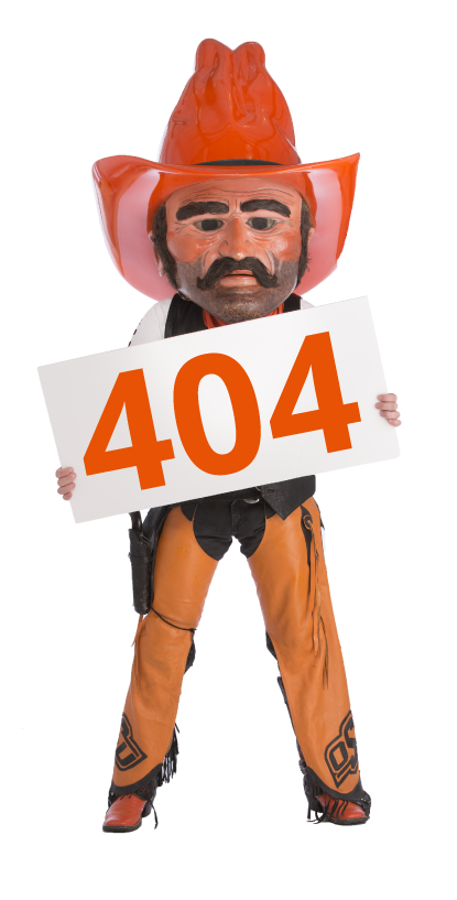 Pistol Pete 404 Error