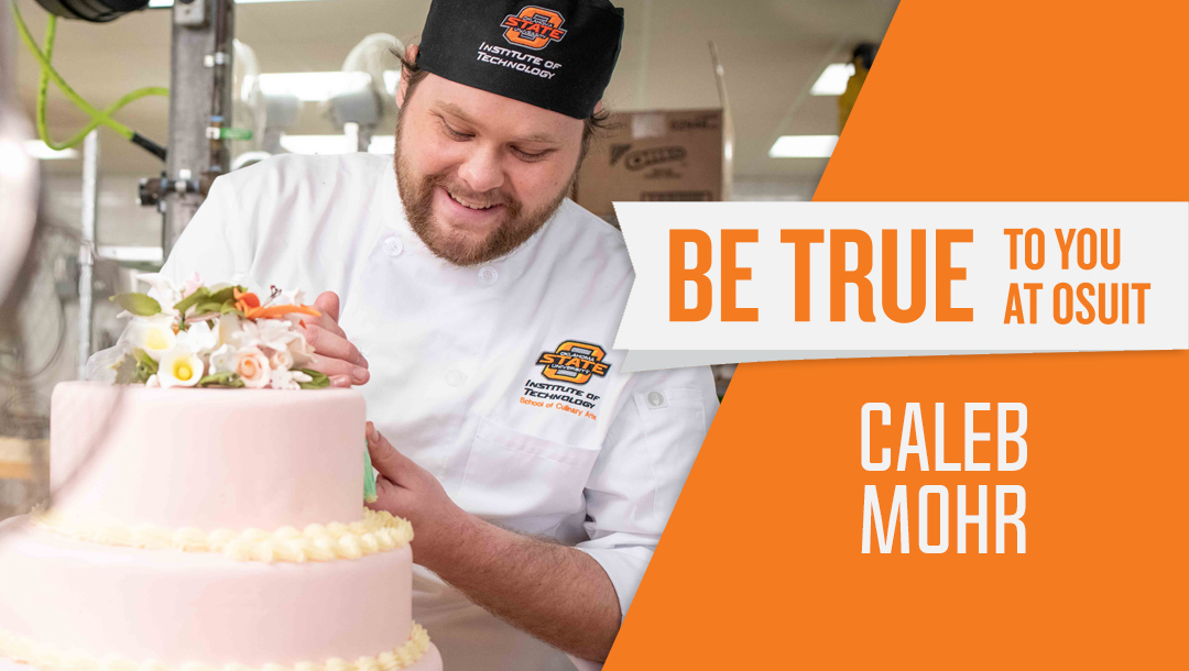 Be True To You at OSUIT - Caleb Mohr Thursday, September 12, 2019