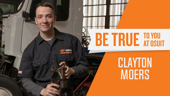 Be True to You at OSUIT: Clay Moers