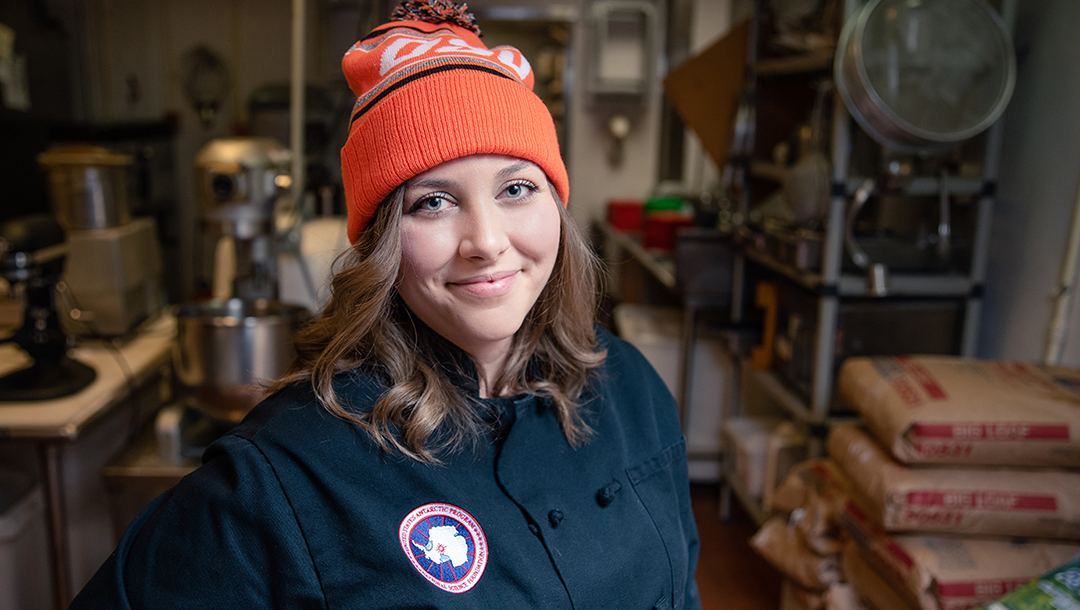 Going Polar, OSUIT Graduate Explores Baking