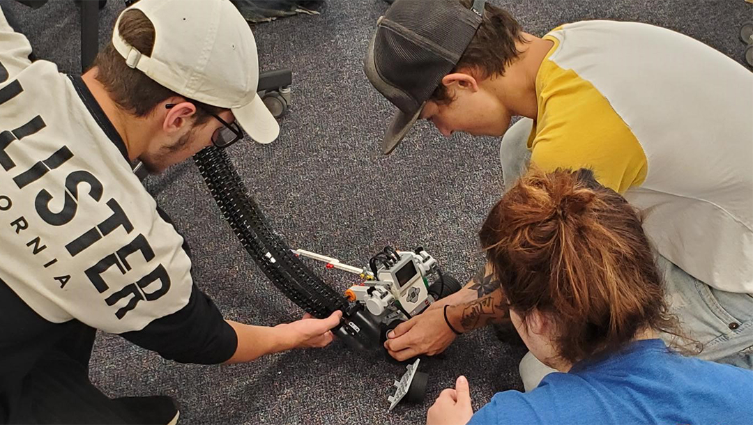 Oklahoma Youth Experiences STEM Occupations Thursday, August 1, 2019