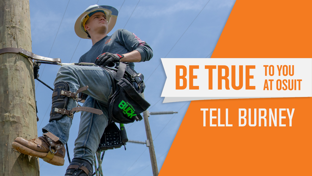 Be True To You at OSUIT - Tell Burney Wednesday, August 7, 2019