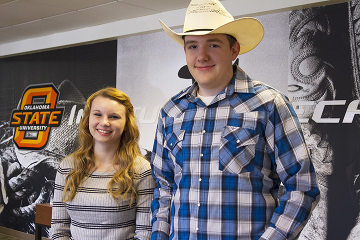 Two OSUIT Students Selected for 2016 All Oklahoma/All USA Academic Team