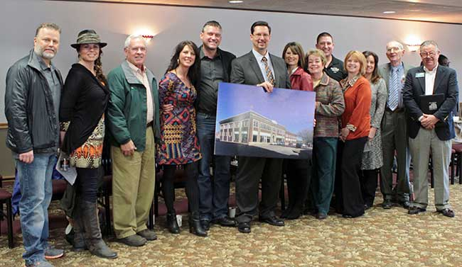 OSUIT Invests in Downtown Revitalization Effort Friday, January 23, 2015