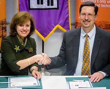 OSUIT and Dallas; Richland College Sign Bachelor of Technology Articulation Agreement