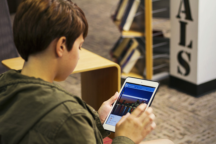 Library's Tech To-Go Program Allows Students to Check Out Latest Tech