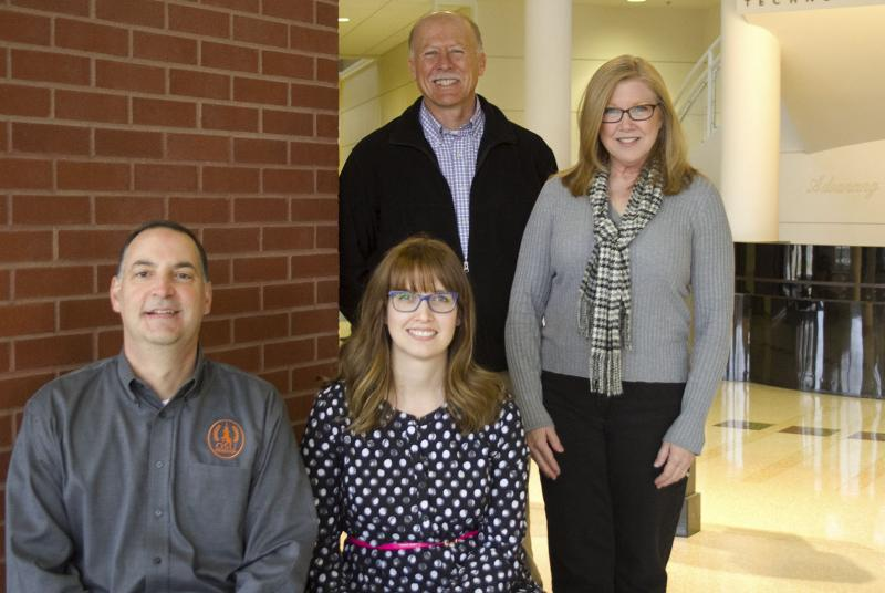 Four from OSUIT Recognized with NISOD Excellence Awards