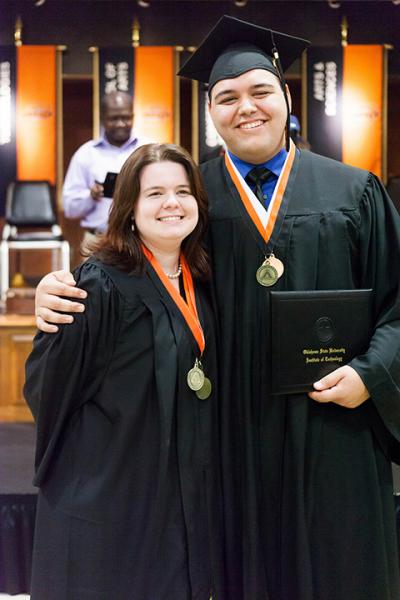 Student Respondent Gets Diploma and Proposal at Graduation Tuesday, September 2, 2014