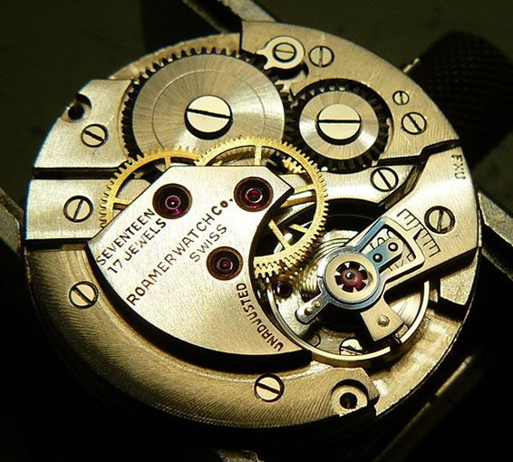 The Wonderful, Wind Up World of Watch Repair