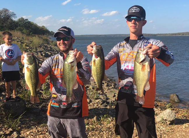 Power Plant Students Pursue Passion in Collegiate Fishing Tournaments